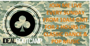 Ideal Bootcamp online radio show advert
