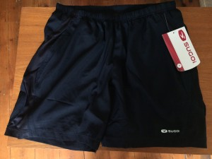 SUGOi Men's Titan Ice 7 Inch Running Shorts